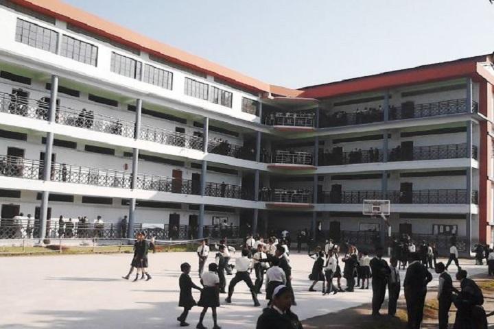 Saint Pauls School-Playground