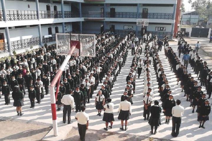 Saint Pauls School-Prayer