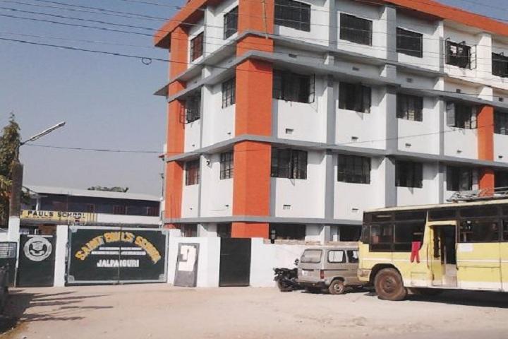 Saint Pauls School-Shool Building