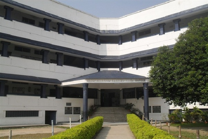Lions Calcutta Greater Vidya Mandir-Campus entrances