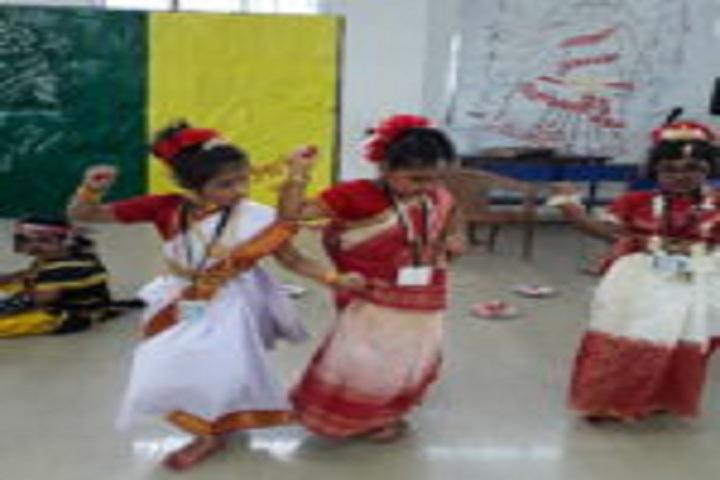 Lions Calcutta Greater Vidya Mandir-Dances