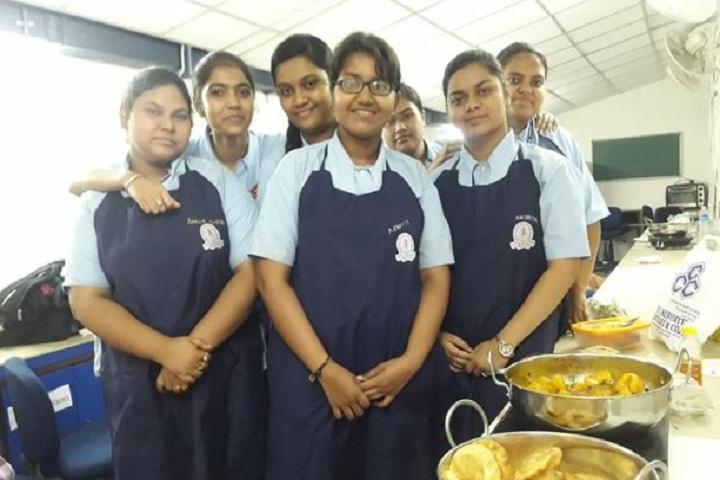 Lions Calcutta Greater Vidya Mandir-Home science