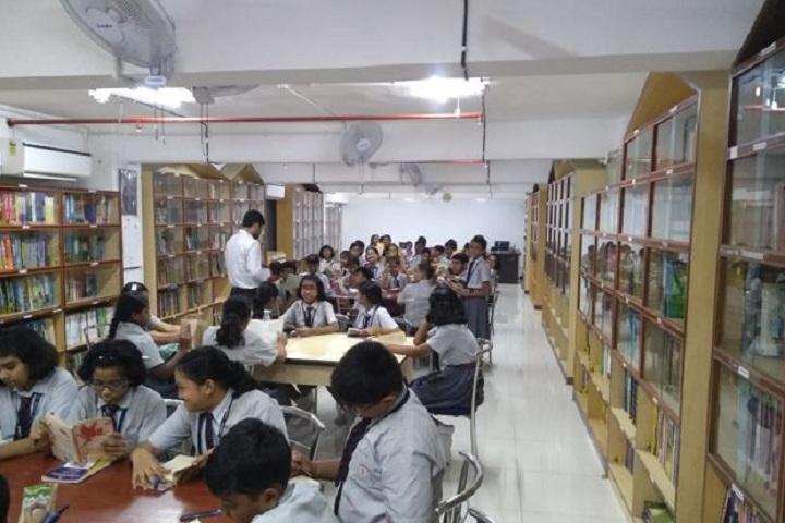 Lions Calcutta Greater Vidya Mandir-Library
