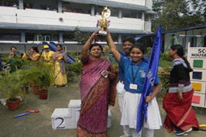 Lions Calcutta Greater Vidya Mandir-Sports  winner