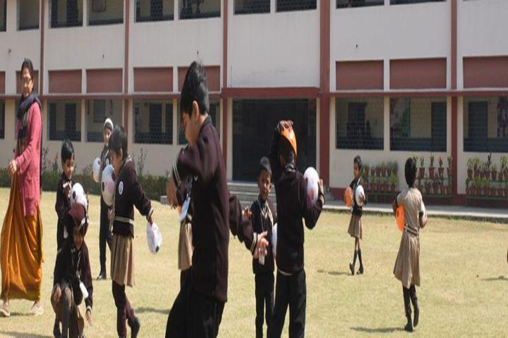 St Francis School-Games