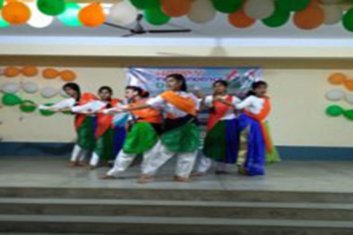 St Francis School-Patriotic Day