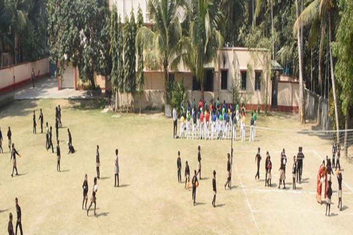 St Francis School-Play Area