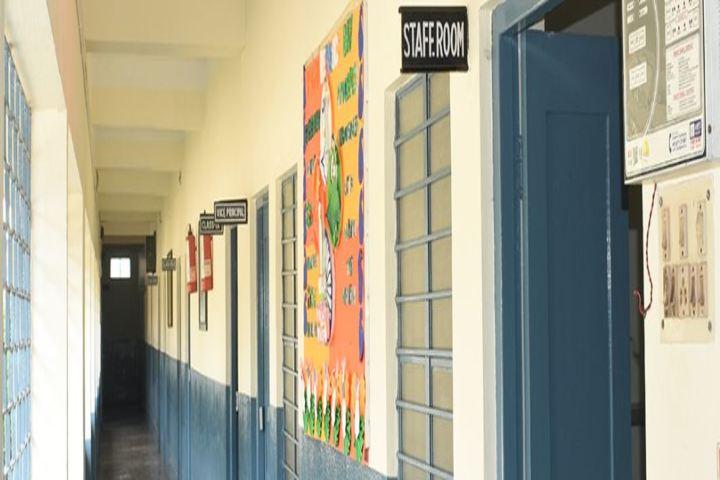 St Francis School-School Area