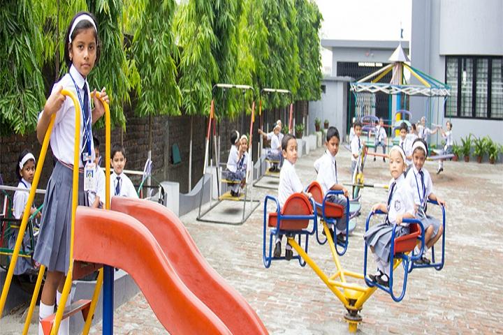Auxilium Convent School-Childrens park