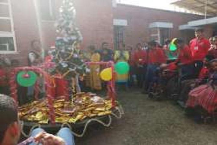 Auxilium Convent School-Christmas Celebration