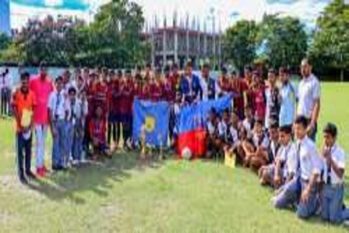 Auxilium Convent School-Sports Team
