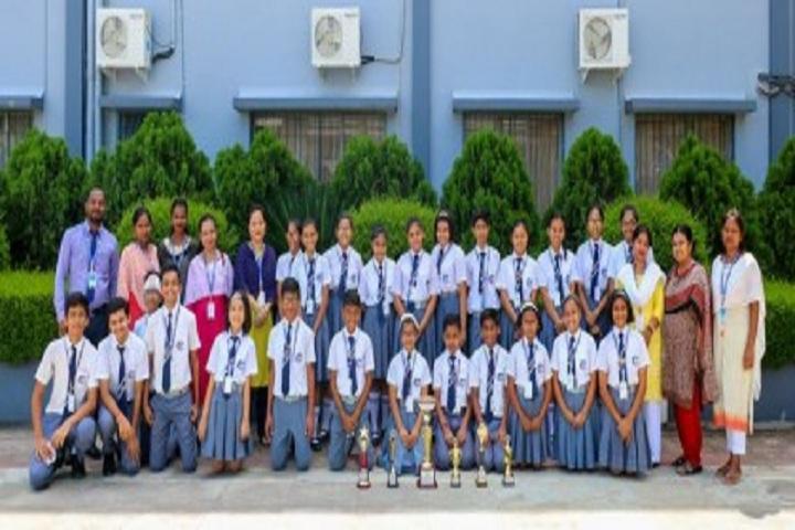 Auxilium Convent School-Awards