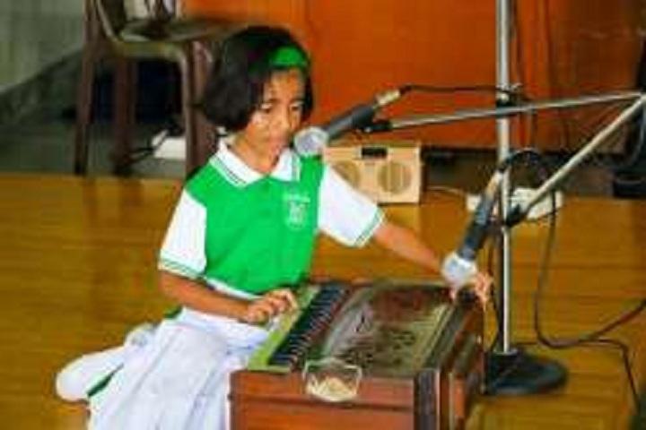 Auxilium Convent School-Music Competition