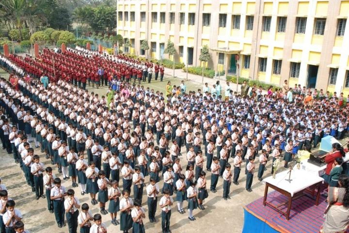 H. S. Memorial School-Assembly
