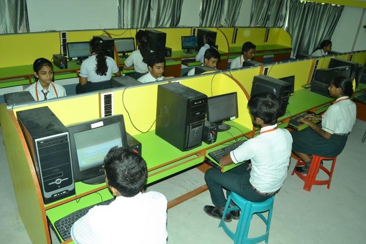 H. S. Memorial School-Computer Lab