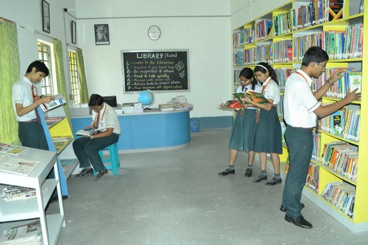 H. S. Memorial School-Library
