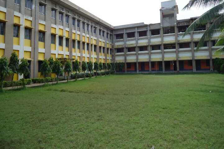 H. S. Memorial School-School Building