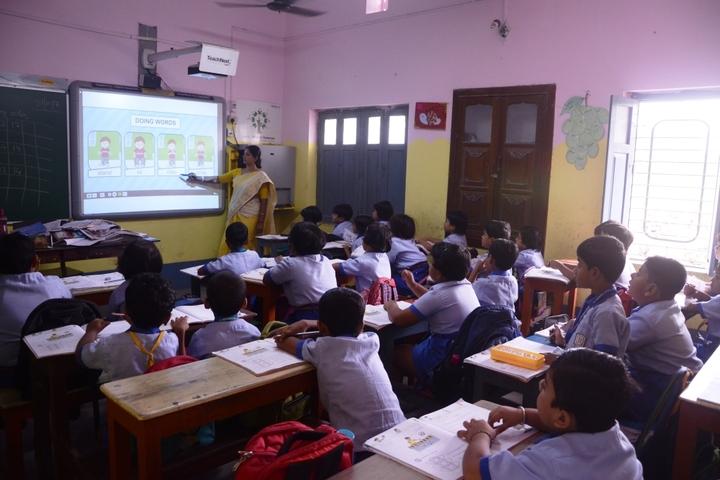 H. S. Memorial School-Smart Class