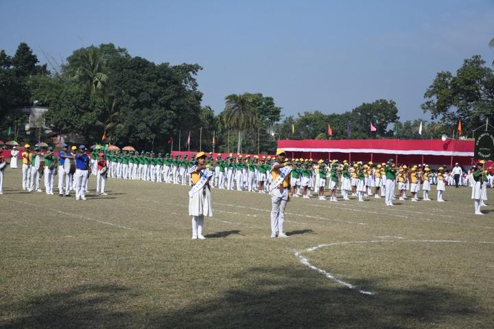 H. S. Memorial School-SportsDay