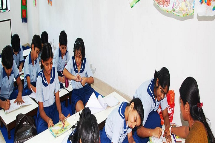 Mangalam Vidya Niketan-Arts room