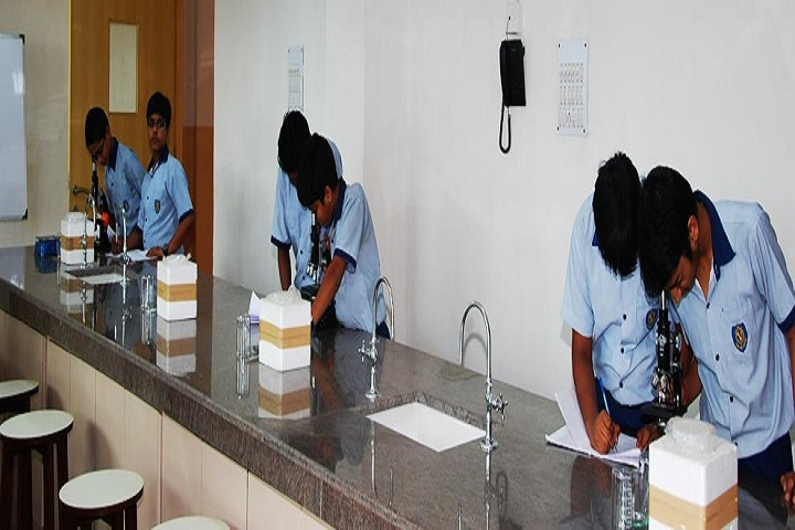 Mangalam Vidya Niketan-Biology lab