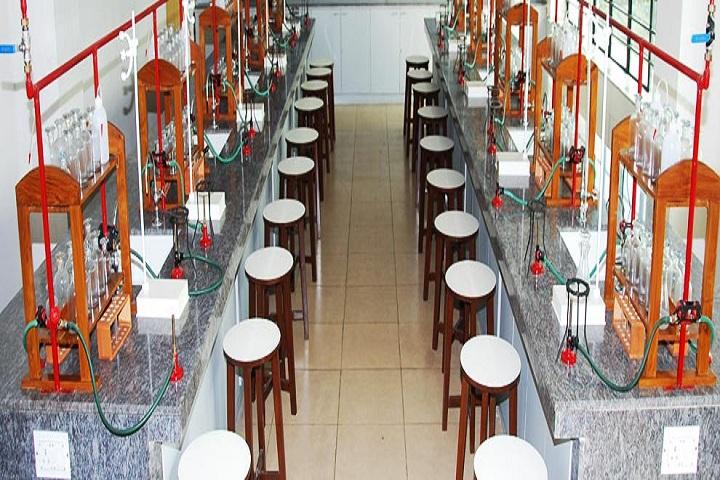 Mangalam Vidya Niketan-Chemistry lab