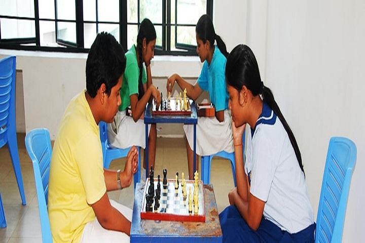 Mangalam Vidya Niketan-Chess