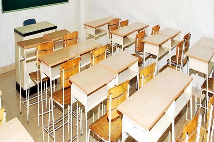 Mangalam Vidya Niketan-Classroom