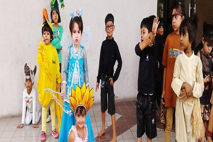 Mangalam Vidya Niketan-Fancy dress competitions