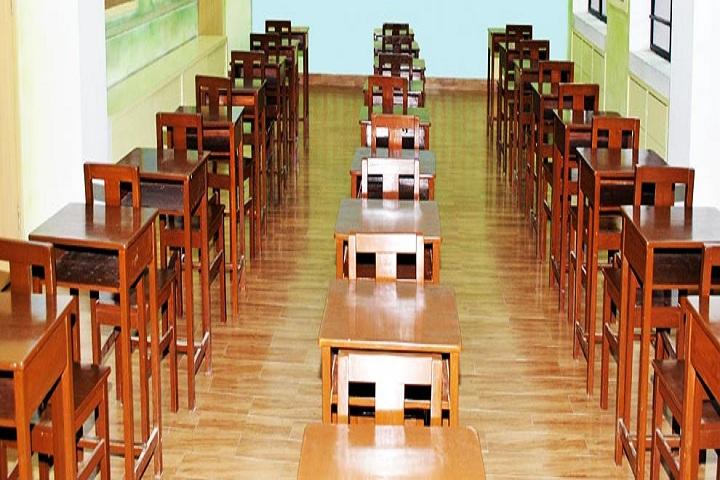 Mangalam Vidya Niketan-Exam hall