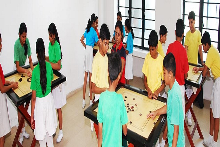 Mangalam Vidya Niketan-Games