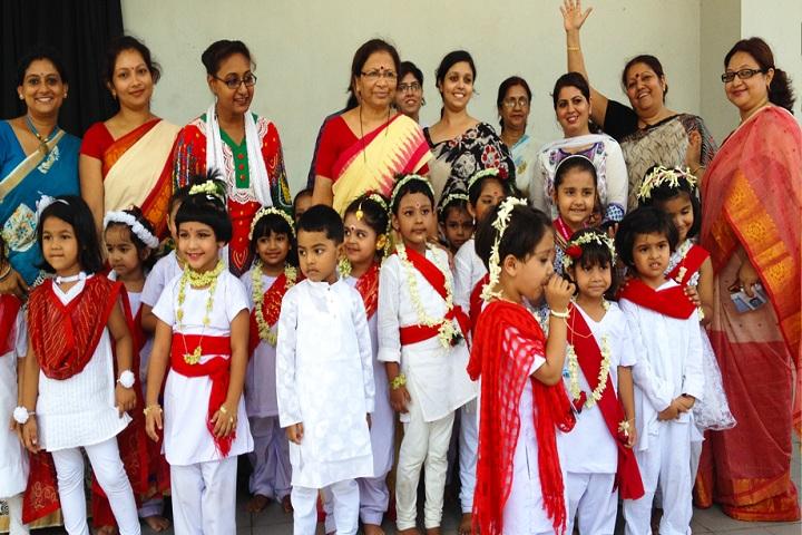 Mangalam Vidya Niketan-Group photos