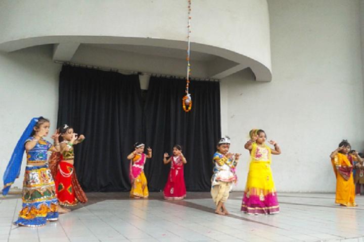 Mangalam Vidya Niketan-Janmasthami