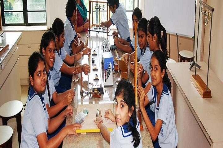 Mangalam Vidya Niketan-Physics lab