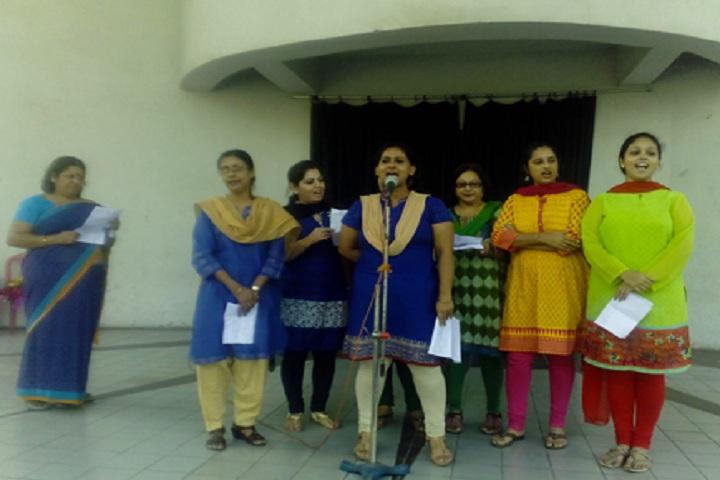 Mangalam Vidya Niketan-Singing