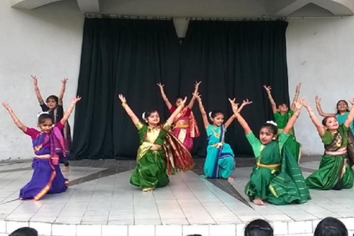 Mangalam Vidya Niketan-World dances day
