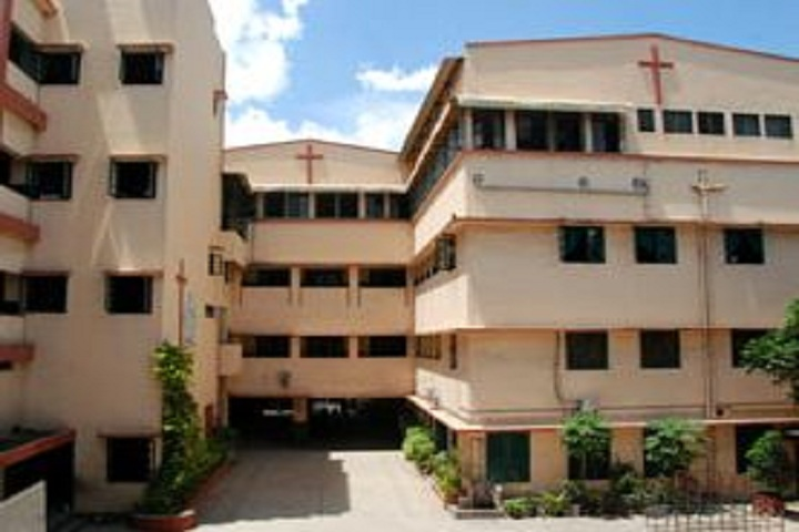 Loreto Day School-Campus View