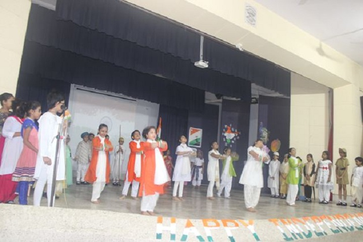 Loreto Day School-Independences Day Celebration