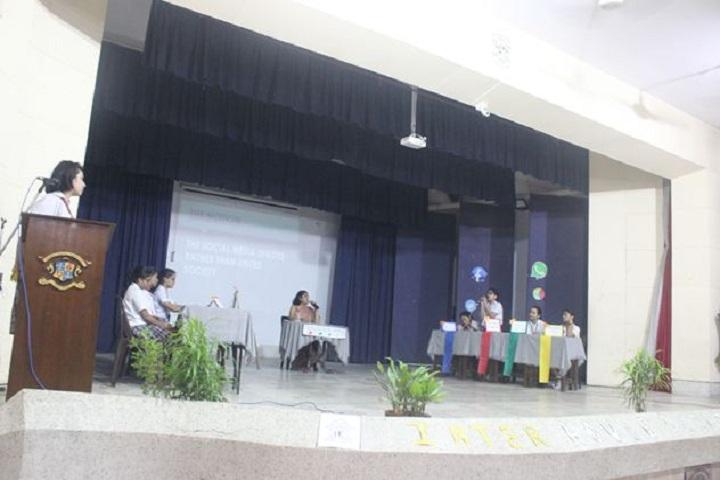 Loreto Day School-Inter Debate Competition