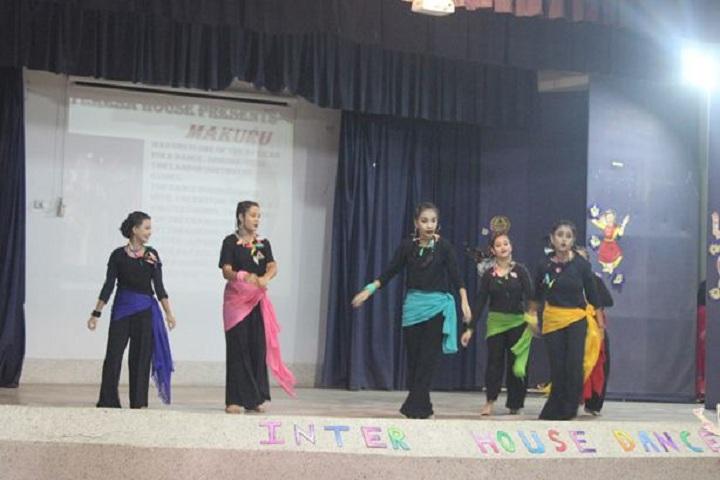 Loreto Day School-Inter house Dance Competition