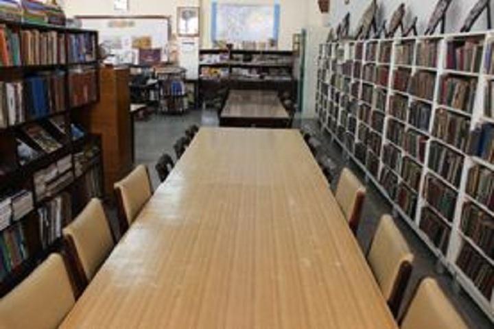 Loreto Day School-Library