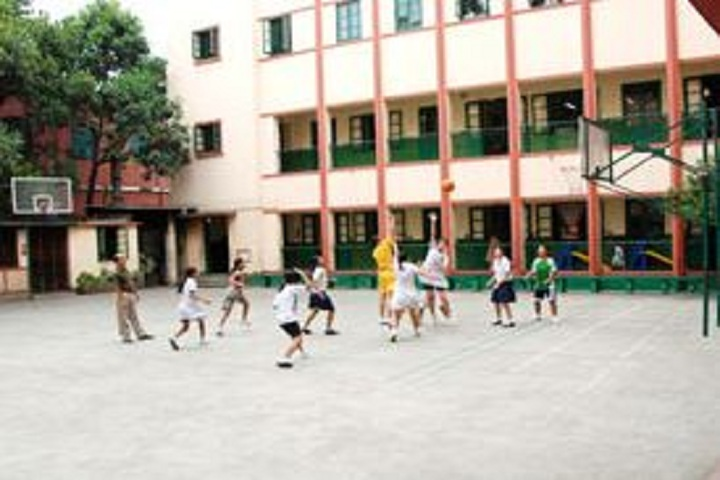 Loreto Day School-Play Ground