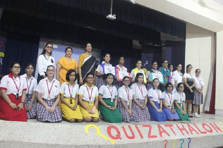 Loreto Day School-Quiz Competition