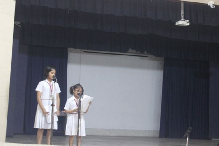 Loreto Day School-Rhyme Competition