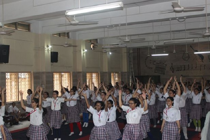 Loreto Day School-Yoga