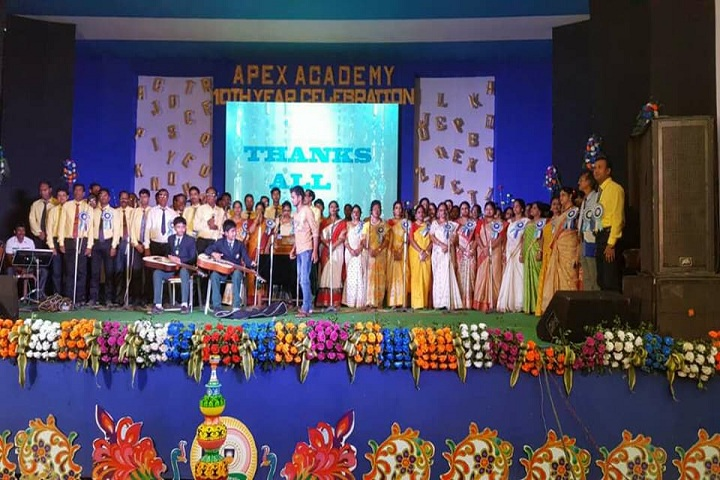 Apex Academy-Annual day