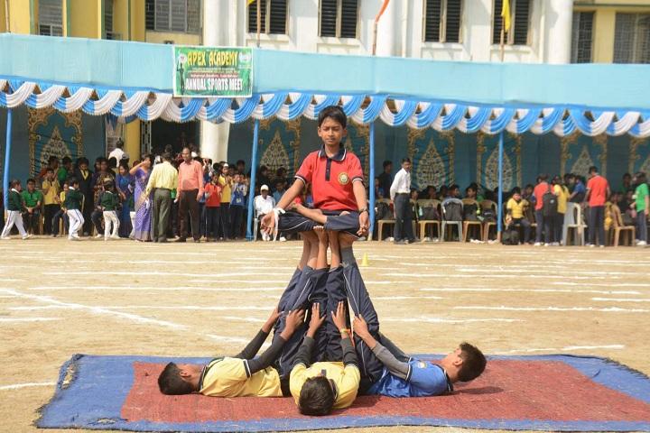 Apex Academy-Annual sports celebrations