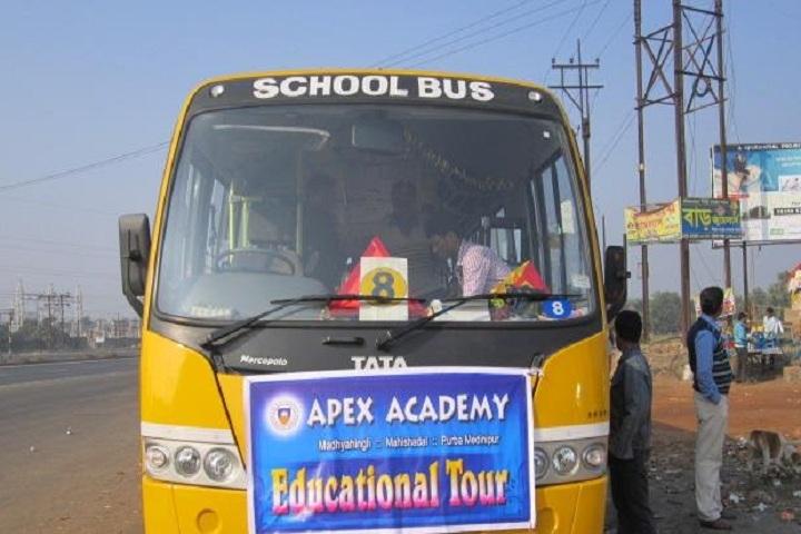 Apex Academy-Bus