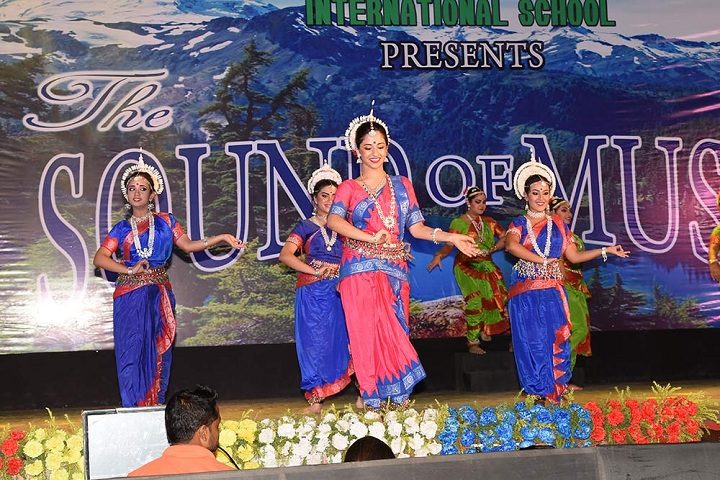 South City International School-Annual Day Secondary