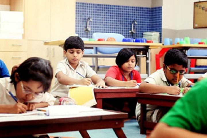 South City International School-Classroom